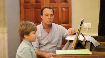 Come imparare a suonare il piano